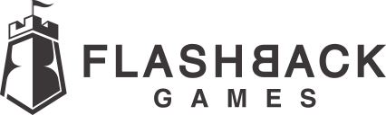 Flashback Games Retina Logo