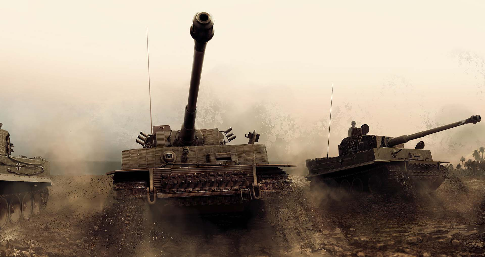 Panzer Corps background