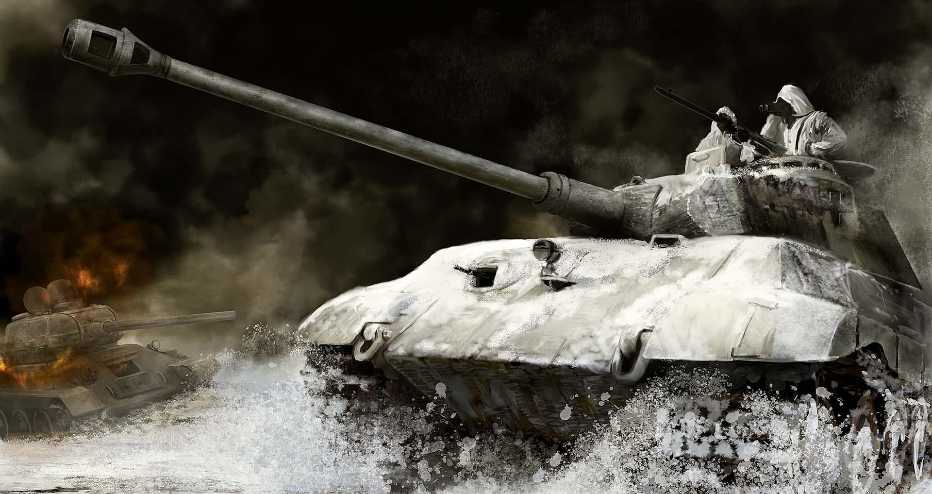 Soviet Corps background