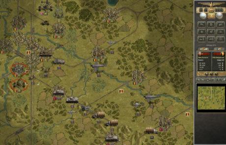 Grand Campaign '40 screenshot