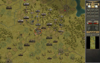 Grand Campaign '40 screenshot
