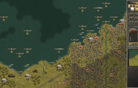 Grand Campaign '42-'43 West screenshot