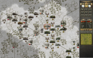 Grand Campaign '42 East screenshot