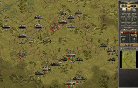 Grand Campaign '42 East screenshot