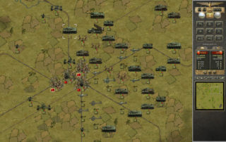 Grand Campaign '43 East screenshot