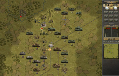 Grand Campaign '43 East screenshot
