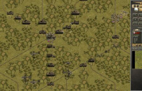 Grand Campaign '44 West screenshot