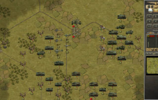 Grand Campaign '44 East screenshot