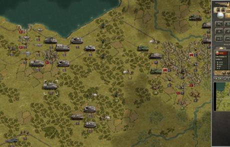 Grand Campaign '44 East screenshot