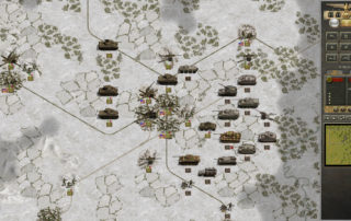 Grand Campaign '45 West screenshot