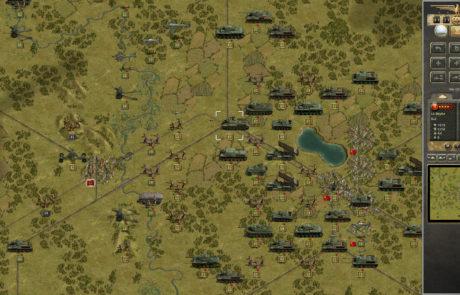 Grand Campaign '45 East screenshot