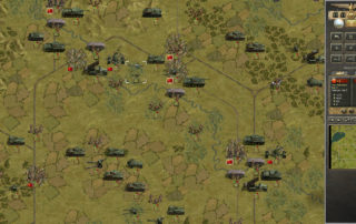 Grand Campaign '45 East screenshot