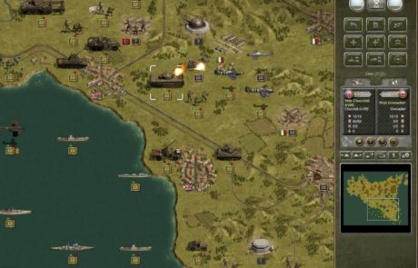 Allied Corps screenshot