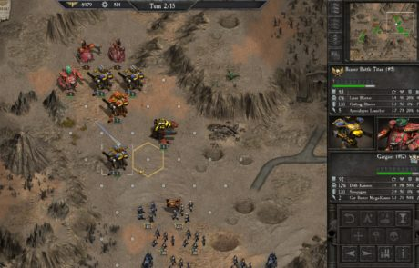 W40K Golgotha screenshot