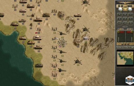 Afrika Korps screenshot