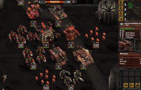 Warhammer 40,000 Armageddon Da Orks screenshot