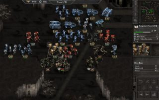 W40K Glory Of Macragge screenshot
