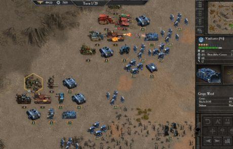 W40K Glory Of Macragge screenshot