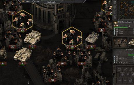 W40K Ork Hunters screenshot