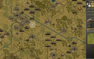 Panzer Corps Gold screenshot