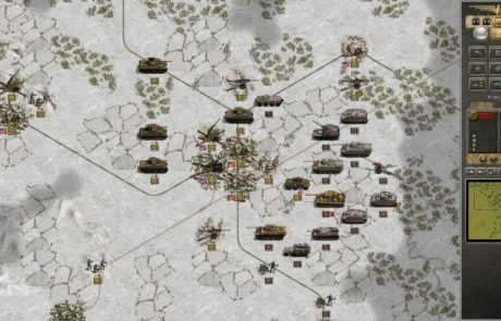 Panzer Corps Gold screenshot