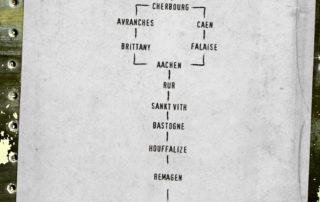 US Corps '44-'45 Campaign Tree