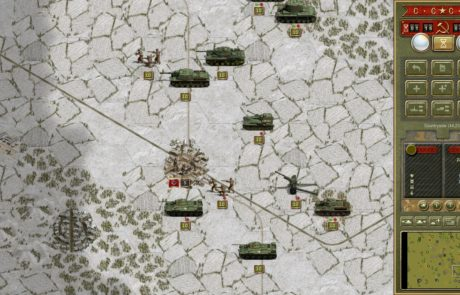 Soviet Corps screenshot
