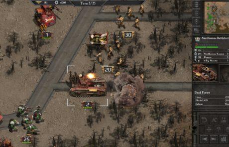 W40K Untold Battles screenshot