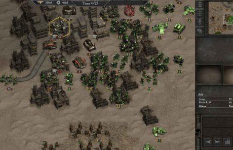 W40K Vulkan's Wrath screenshot