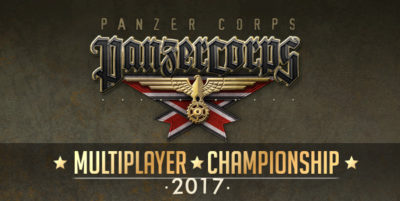 Panzer Corps 2017 Multiplayer Championship