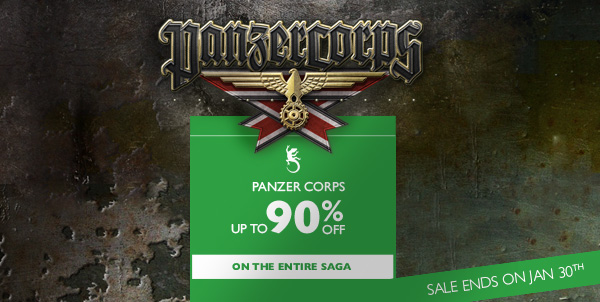 Panzer Corps 2019 Sale