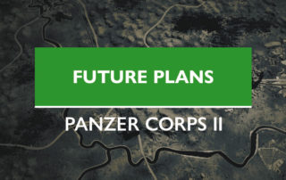 Panzer Corps 2 Future Plans