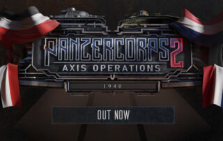 Panzer Corps 2 Axis Operations - 1940